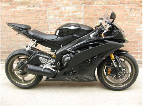 2008 Yamaha R6 by Buy 2008 Yamaha Yzf R6 On 2040motos