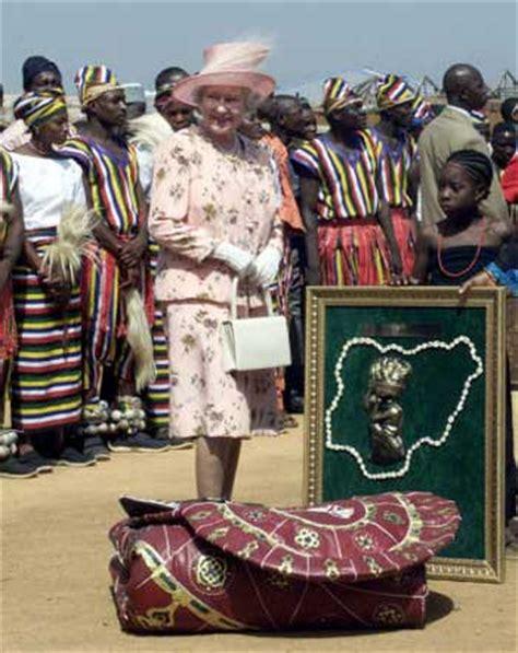 Series Da Bbc - britain 39 s queen in nigeria