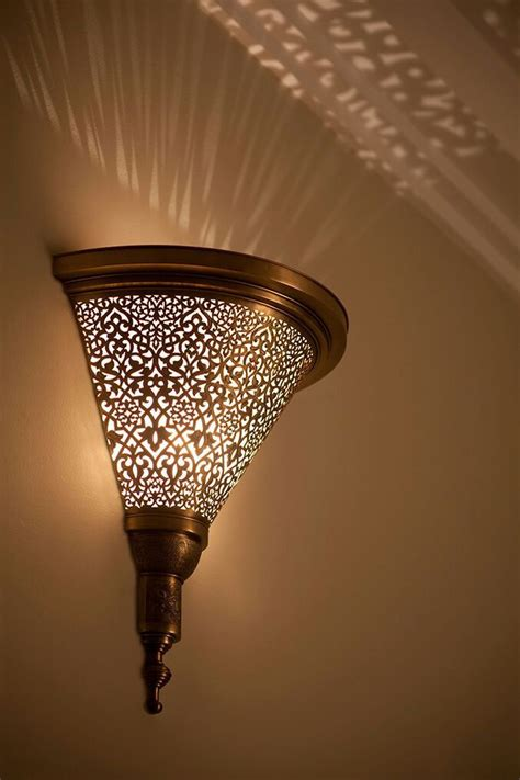 Indoor Wall Sconce Lighting moroccan sconce indoor wall sconce wall sconce