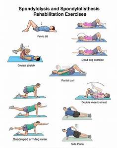 Can You Show Me The Pictures Of Spinal Stenosis Exercises
