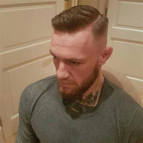conor mcgregor hair    haircut   style