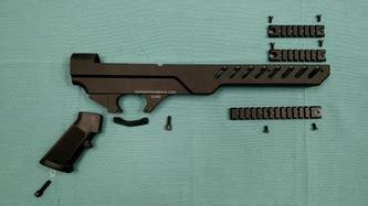 custom benjamin marauder pistol parts