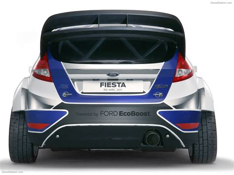 Ford Fiesta Rs Wrc 2018 Exotic Car Picture 07 Of 28