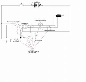 I Need A Wiring Diagram For A 12v Application  All Components Are 12v  I Need To Hook A Linear