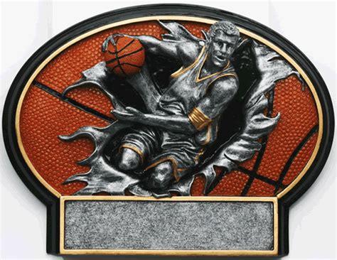 Basketball Burst Thur 3-d Resins