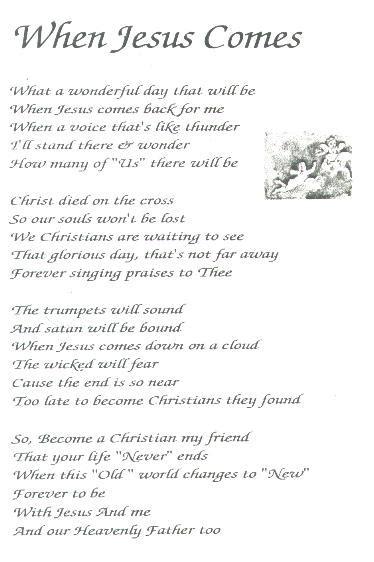 Black Christian Poems
