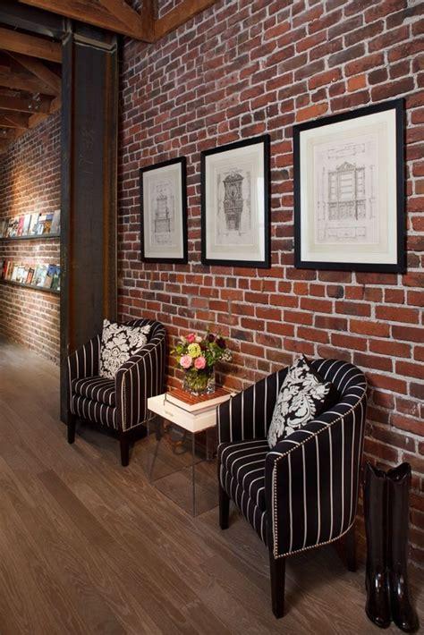 studio interior  artistic designs  living brick