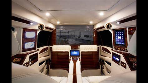 luxury cadillac escalade conversion sky captain edition