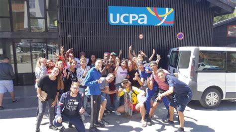 ucpa siege aves séjour plagne du 6 au 12 août avec des jeunes de 15