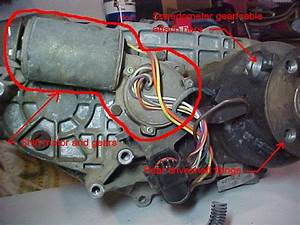 Rebuilding A Ford Transfer Case Shift Motor   The Ranger