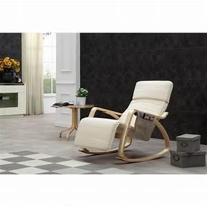 Siege A Bascule : super fauteuil bascule avec organisateur ~ Teatrodelosmanantiales.com Idées de Décoration