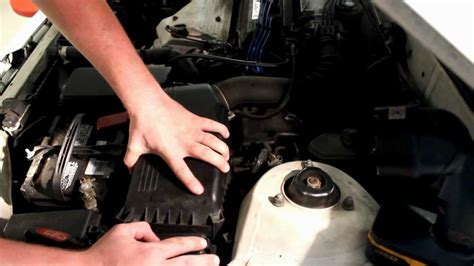 1996 Toyotum Camry Fuel Filter by Toyota Camry Corrola Fuel Filter Replacement