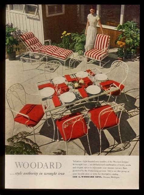 43 best images about 50 s patio furniture on tea cart furniture and mid century modern