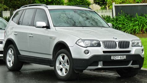 Bmw X3 2008 by 2008 Bmw X3 Information And Photos Zombiedrive