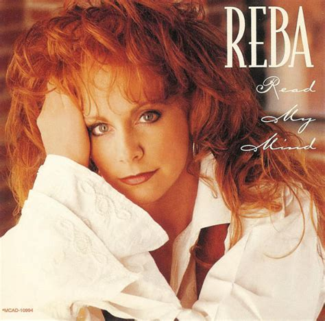 reba mcentire read my mind reba mcentire read my mind cd played only once