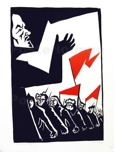 Bild Poster Bestellen by Herbert Sandberg Bilder Zum Kommunistischen Manifest