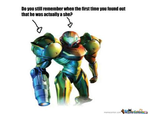 Samus Meme - samus aran by edwardkenway meme center