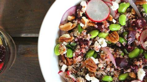 salade de quinoa mexicaine roxanne cuisine recettes de