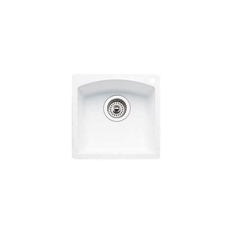 blanco silgranit bar sink blanco 440205 white single basin silgranit ii bar