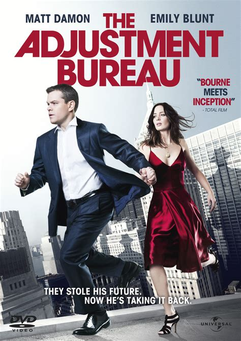 just my opinion reviews the adjustment bureau review