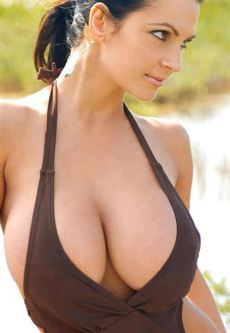 Hairy Brunette Big Tits