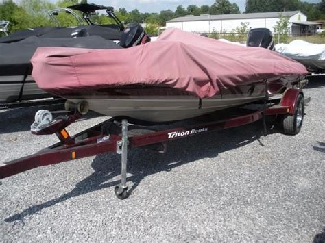 Used Boat Trader Ohio by Triton New And Used Boats For Sale In Ohio