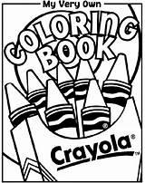 Coloring Crayola Colouring Printable Sheets Crayons Sheet Colors Making Nice sketch template