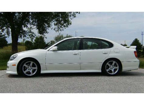 Fs: 98 Gs400 White Mods $13500