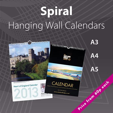 photo calendar printing personalised calendar printers charity