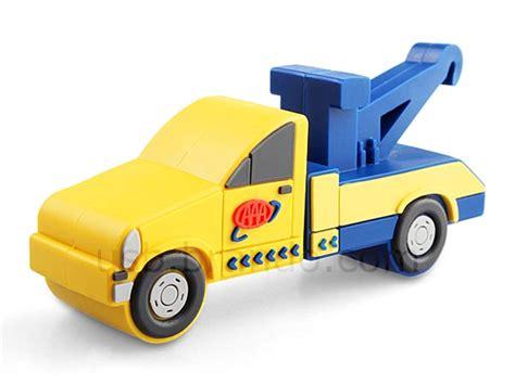 tow truck shaped usb flash drive gadgetsin