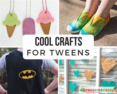 crafts for tweens cool crafts for tweens 150 tween crafts for middle Diy