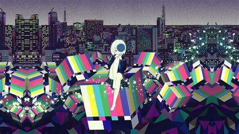 30 aesthetic retro anime wallpaper