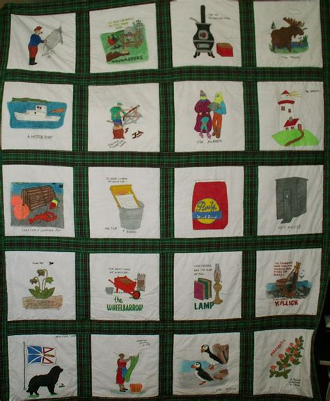 Coloring Quilt Blocks With Crayons by Drawings Of Newfoundland Search Quilting