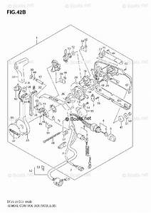 Suzuki Outboard Parts By Year 2003 Oem Parts Diagram For