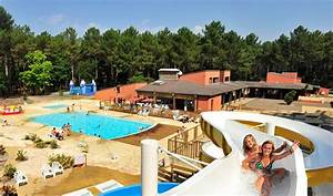 camping landisland a moliets et maa campings 4 etoiles With camping en france avec piscine couverte 6 camping landes campings et residences vacances capfun by