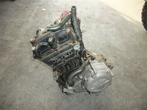 2012 Bmw Motorcycle G650gs G 650 Gs Engine Complete Low