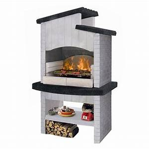 Barbecue En Dur : bien choisir un barbecue fixe pas cher conseils et prix ~ Melissatoandfro.com Idées de Décoration