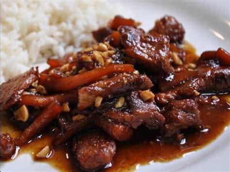 recette de cuisine vietnamienne porc au caramel