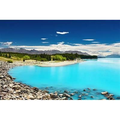 Lake In New Zealand (40 Wallpapers) – HD Desktop Wallpapers