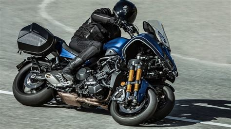 Yamaha Niken Image by 2019 Yamaha Niken Gt Top Speed