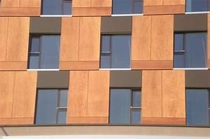 Betonový obklad fasády