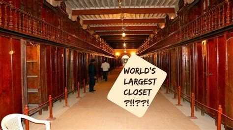 Best Closet In The World by The World S Largest Walk In Closet Explore Squad Episode