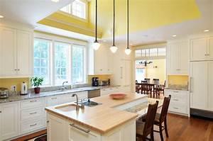Meuble Coin Cuisine : cuisine avec meuble de coin image sur le design maison ~ Teatrodelosmanantiales.com Idées de Décoration