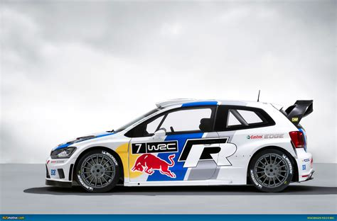 Ausmotivecom Race Ready Volkswagen Polo R Wrc Revealed