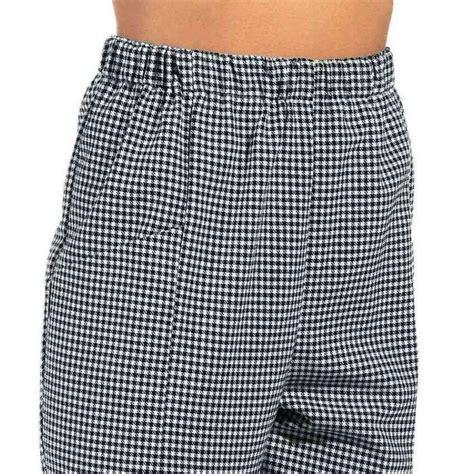 pantalon de cuisine femme pantalon de cuisine femme homme ceinture élastiquée