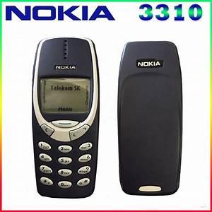 Free Shipping Original Nokia 3310 Cheap Phone Unlocked Gsm