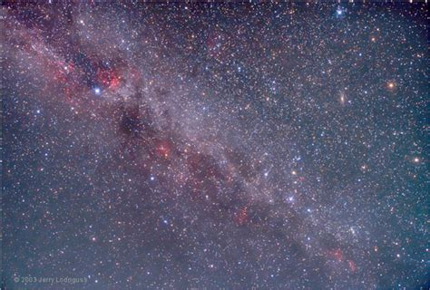 Apod August The Northern Milky Way
