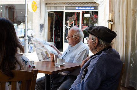 The Greek Answer To Starbucks Melitta Coffee On Sale Walnut Rotating Table Dark Round Roasted Way Glass Top New Zealand Carafe Range