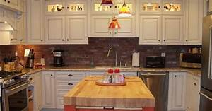 finished kitchens blog chinkle39s kitchen With kitchen cabinets lowes with buy chicago city sticker