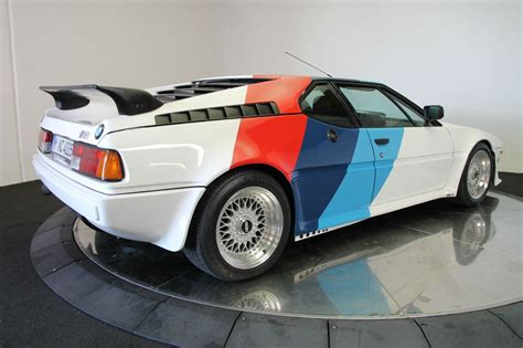 1980 Bmw M1 Ahg For Sale, Priced At Over 0,000
